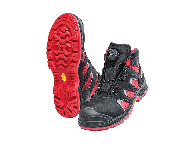 BOA® Seguro high SI-Schuhe S3